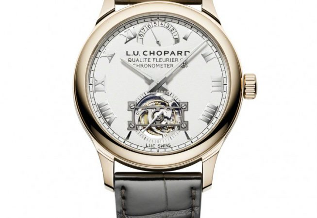 L.U.Chopard Watch