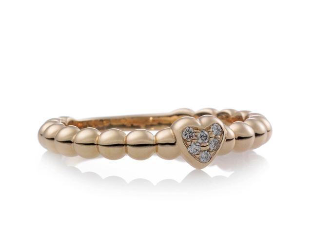 Joy ring met witte diamant - 8RR4747BR