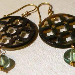 14 carat earrings