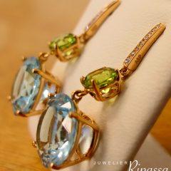 14carat gold earrings