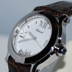 Chopard Happy Sport 36 mm, €2.980,-!